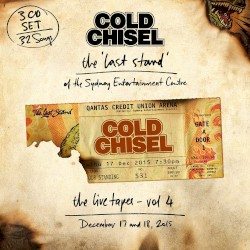 Cold Chisel - Rising Sun