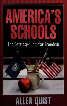 Cover of: America's Schools | Allen Quist
