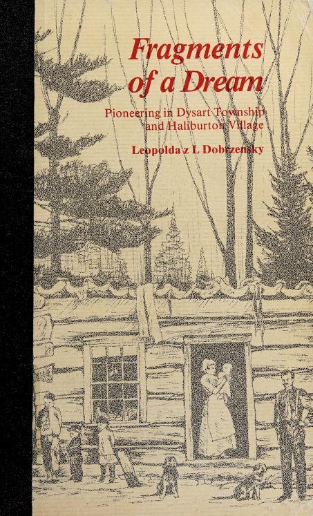 Fragments of a dream by Leopolda z L. Dobrzensky