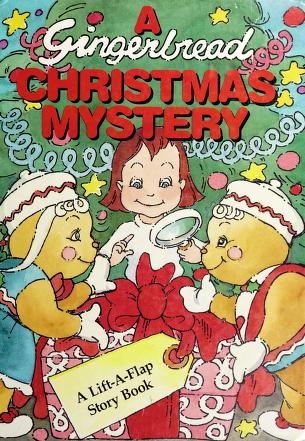 Cover of: A Gingerbread Christmas mystery |