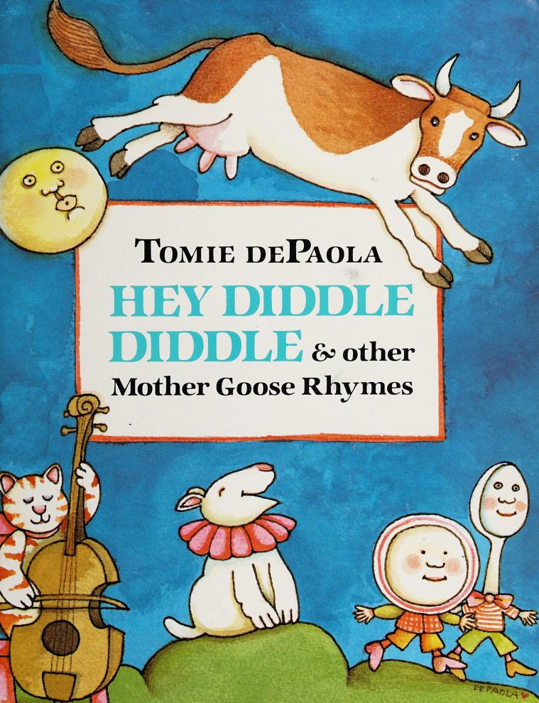 Hey Diddle Diddle and Other Mother Goose Rhymes by Jean Little