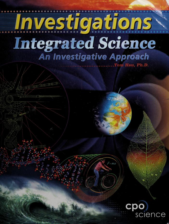 Teacher's Guide Integrated Science by Tom Hsu